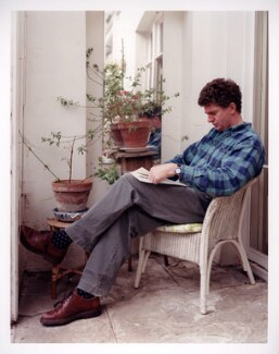 Jonathan Powell, by Tom Miller - NPG x88914