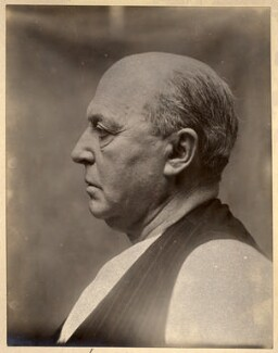 Henry James, by Frederic Hilaire D'Arcis, 1913 - NPG  - © National Portrait Gallery, London