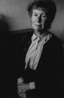 Penelope Mary Fitzgerald (née Knox), by Tara Heinemann - NPG x30986