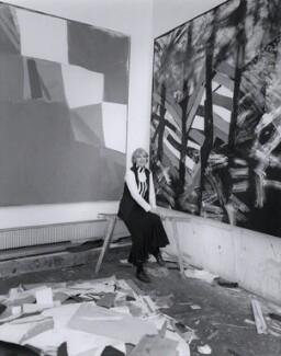 Sandra Blow, by Anne-Katrin Purkiss - NPG x45802