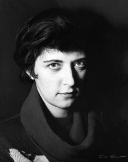 Shelagh Delaney, by Ida Kar, 1958 - NPG  - © National Portrait Gallery, London