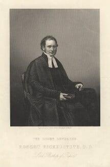 Robert Bickersteth, by Daniel John Pound, after  John Jabez Edwin Mayall - NPG D11126