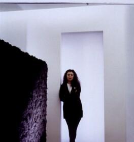 Mona Hatoum, by Toby Glanville - NPG x88947