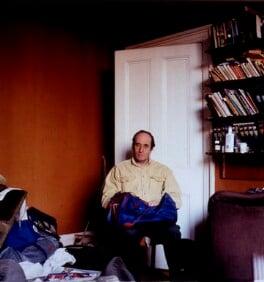 Brian Lester Glanville, by Toby Glanville - NPG x88949