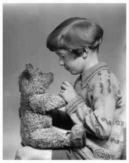 Christopher Robin Milne, by Marcus Adams - NPG x36168
