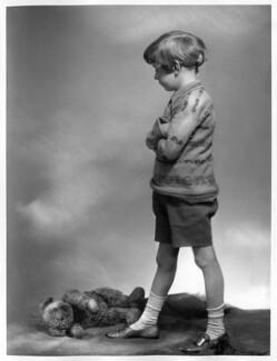 Christopher Robin Milne, by Marcus Adams, 14 March 1928 - NPG x36154 - © estate of Marcus Adams / Camera Press