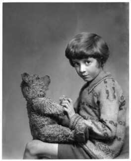 Christopher Robin Milne, by Marcus Adams - NPG x36165