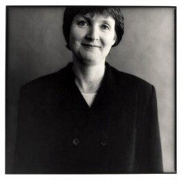 Harriet Harman, by Harry Borden - NPG x88951