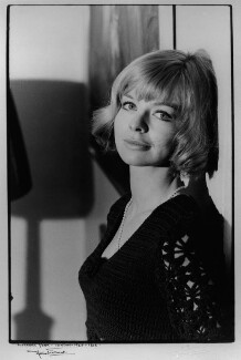 Susannah York, by Michael Ward - NPG x88955