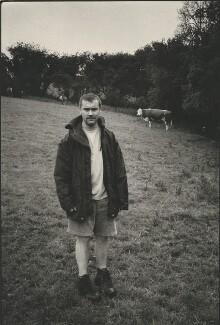 Damien Hirst, by Johnnie Shand Kydd - NPG x87815