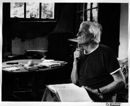 Henry Williamson, by Mark Gerson - NPG x20124