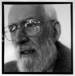 (Robert) McNeill Alexander, by John Arnison - NPG x88996