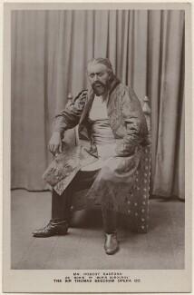 Robert Radford as as Boris Godounov, by Rotary Photographic Co Ltd - NPG x88960