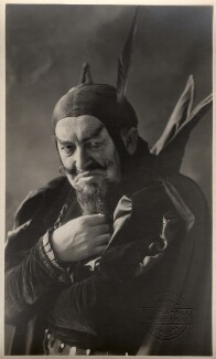 Robert Radford as Mephistopheles, by Metropole Studios - NPG x88961