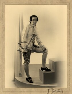Winifred Radford as Cherubino, by Spidk Jaye King - NPG x88971