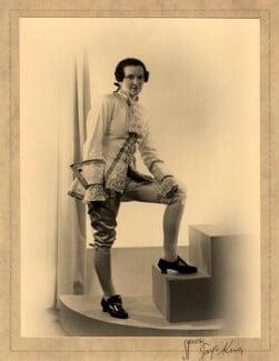 Winifred Radford as Cherubino, by Spidk Jaye King, 1936 - NPG x88971 - © National Portrait Gallery, London