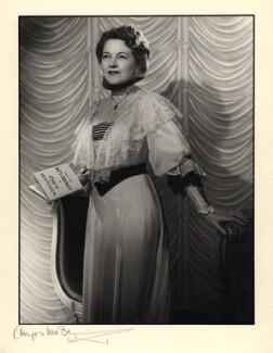 Winifred Radford, by Angus McBean - NPG x88981