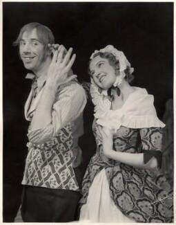 Geoffrey Thomas Dunn; Winifred Radford, by Lucas & Pritchard - NPG x88975