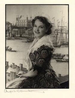 Winifred Radford, by Angus McBean - NPG x88978
