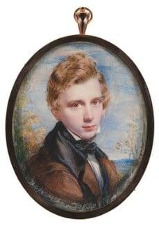 George Richmond, by George Richmond, 1830 - NPG 6586 - © National Portrait Gallery, London
