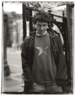 Aidan Gillen, by Jillian Edelstein - NPG x125007