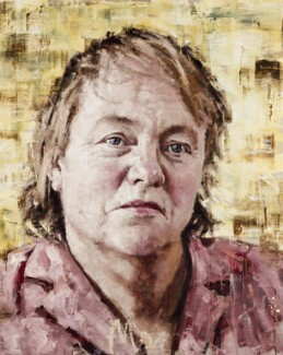 Mo Mowlam, by John Keane, 2001 - NPG  - © National Portrait Gallery, London