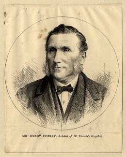 Henry Currey, after an intermediary drawing by Thomas Dewell Scott - NPG D11133