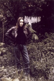 Sarah Lucas ('Self-Portrait with Knickers'), by Sarah Lucas - NPG P884(4)