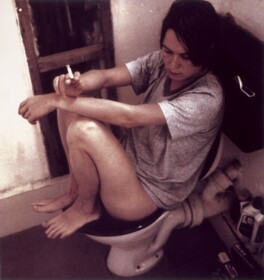 Sarah Lucas ('Human Toilet Revisited'), by Sarah Lucas - NPG P884(12)