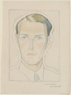 Cecil Madden, by Boris Smirnoff - NPG D11152