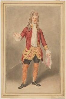 Unknown man, possibly after Samuel De Wilde - NPG D11161