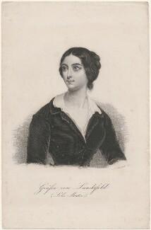 Lola Montez (Elizabeth Rosanna Gilbert), by Auguste Husfener, 1847 or after - NPG  - © National Portrait Gallery, London