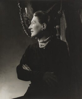 Elizabeth Bowen, by Angus McBean - NPG P887