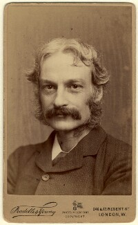 Andrew Lang, by Fradelle & Young - NPG x12151