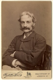 Andrew Lang, by Fradelle & Young - NPG x12150