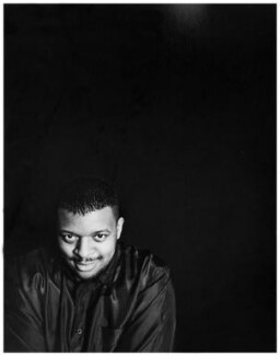 Isaac Julien, by Robert Taylor - NPG x45784