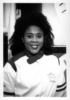 Tessa Sanderson, by Anderson & Low - NPG x87580