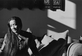 Jung Chang, by Anderson & Low, 1996 - NPG  - © reserved; collection National Portrait Gallery, London