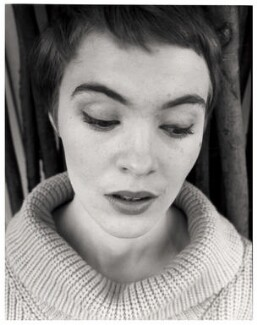 Jean Seberg, by Norman Parkinson - NPG x30040