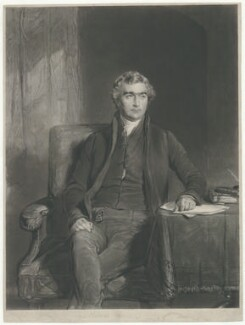 Joseph John Gurney, by Charles Edward Wagstaff, after  George Richmond - NPG D11176