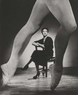 Margot Fonteyn, by Angus McBean, 1951 - NPG  - Angus McBean Photograph. © Harvard Theatre Collection, Harvard University.