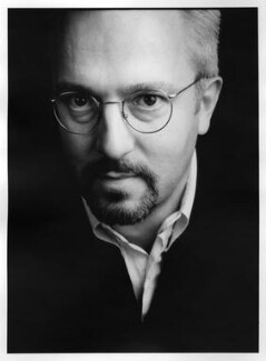 Alan Hollinghurst, by Robert Taylor - NPG x125030