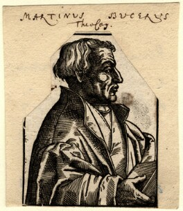 Martin Bucer (Butzer), after Unknown artist - NPG D11212