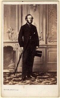 Edward Hugessen Knatchbull-Hugessen, 1st Baron Brabourne, by Mayer Brothers - NPG x46565