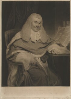 Sir Alan Chambré, by Henry Meyer, after  Sir William Allan - NPG D11223