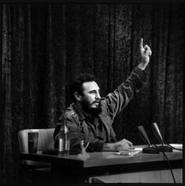 Fidel Castro, by Ida Kar - NPG x125039