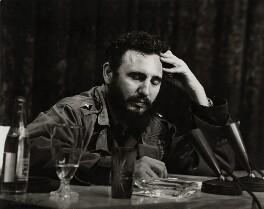 Fidel Castro, by Ida Kar - NPG x125041