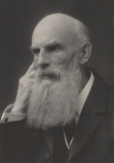 Silas Kitto Hocking, by James Russell & Sons - NPG Ax39056