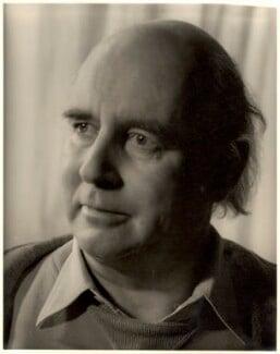 Edward Ardizzone, by Howard Coster, 1954 - NPG x1714 - © National Portrait Gallery, London