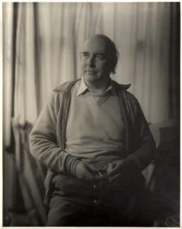 Edward Ardizzone, by Howard Coster, 1954 - NPG x125058 - © National Portrait Gallery, London